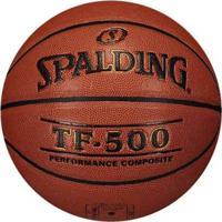 Bola De Basquete Spalding Tf-500 - Unissex