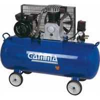 Compressor De Ar Gamma G2803Br 100L 2 Hp Monofásico