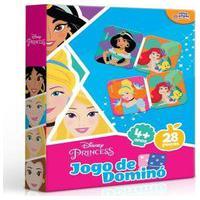 Jogo De Dominó Toyster Princesas