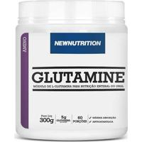 Glutamina 300G Newnutrition - Unissex