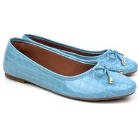 Sapatilha Trivalle Shoes Dia A Dia Azul