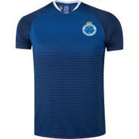 Camiseta Do Cruzeiro Prime - Masculina - Azul