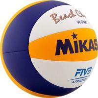 Bola Volei Praia Mikasa Vls 300 5281 - Masculino