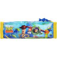Estojo Simples Toy Story 60471 Azul