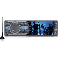 "Som Automotivo Nvs 3079Tv Naveg Com Tela De 3"", Tv Digital, Rádio Fm, Entrada Usb E Entrada Para Cartão Sd"