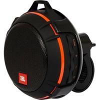 Caixa De Som Portátil Jbl Wind Resistente A Água Para Moto E Bike P2 E Bluetooth - Unissex