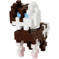 Peças De Montar - Plusplus Mini Pastel 70 Peças Cachorros - 3754 - Branco - Kanui