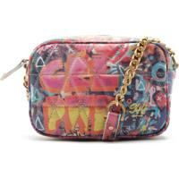 Mini Crossbody Matelassê Street Art | Schutz