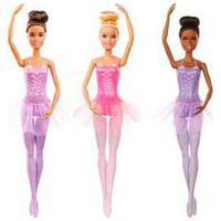 Boneca Barbie Careers Bailarina - Gjl58 - Mattel