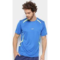 Camiseta Speedo Eagle Masculina - Masculino-Azul Royal