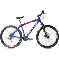Bicicleta Gts Advanced 1.0 Aro 29 Freio Disco Câmbio Traseiro Shimano 24 Marchas - Unissex