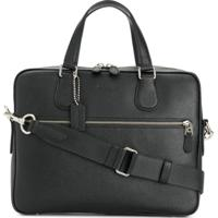 Coach Bolsa Para Notebook 'Hudson 5' - Preto
