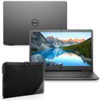 Kit Notebook Dell Inspiron I3501-M20Pc 15.6 Hd 10 G. Intel Core I3 4Gb 128Gb Ssd Windows 10 Preto + Capa Essentia
