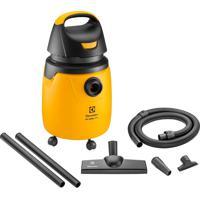 Aspirador De Pó E Água Gt3000 Profissional 1300W Amarelo Electrolux 110V