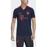 Camisa Adidas Fc Bayern 3 Masculina - Masculino