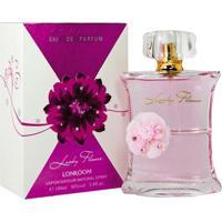 Lucky Flower Eau De Parfum Lonkoom - Perfume Feminino 100Ml - Feminino-Incolor