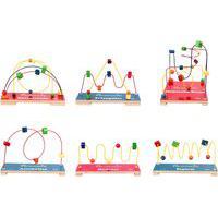 Kit Jogo Educativo Aramado Carlu Com 6 Circuitos Diferentes