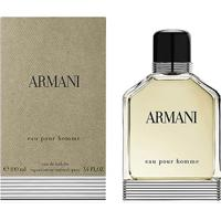 Perfume Armani Eau Pour Homme Masculino Giorgio Armani Edt 100Ml - Masculino-Incolor