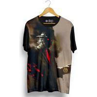 Camiseta Dep Sombra Do Mal Multicolorido