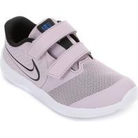 Tênis Nike Infantil Star Runner 2 - Unissex-Lilás+Branco