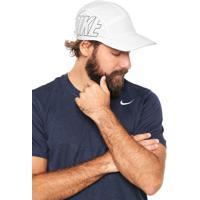 Boné Nike Velcro Aerobill Branco