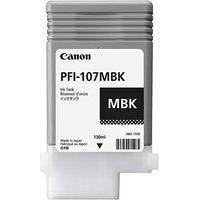 Cartucho De Tinta Canon Preto Fosco - Pfi-107Mbk
