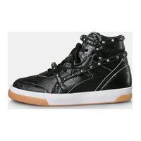 Sneaker Smidt Boots - Preto