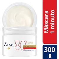 Máscara De Tratamento Dove Fator De Nutrição 80+ 300G - Unissex