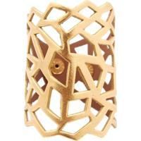 Bracelete Crisfael Acessórios Astral Metal Ouro