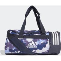 Mochilas E Bolsas Adidas 3 Stripe Azul