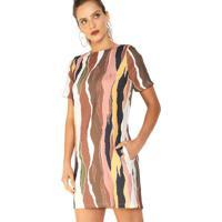 1f519e62e7 Vestido Estampada - MuccaShop