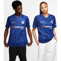 Camisa Nike Chelsea I 2019/20 Torcedor Pro Unissex