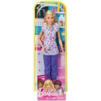 Boneca Barbie Quero Ser Profissões Original Mattel