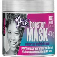 Máscara Nutrição Intensa Soul Power - Booster Mask 400G - Unissex-Incolor