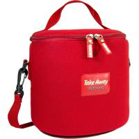 Bolsa Térmica Neoprene Mini Vermelha Nc166 - Notecare