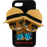Dsquared2 Capa Para Iphone - Preto