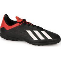 9db717332529c ... Chuteira Society Masculina Adidas X 18 4 Tf
