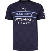 Camisa Manchester City Iii 21/22 Puma - Masculina