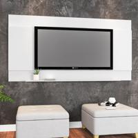 Painel Para Tv Até 55 Polegadas Seattle Branco 180 Cm
