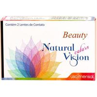 Lente De Contato Beauty Mensal Sem Grau Pérola Plano 4d50065ffc