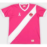 f9a4f3090098f Netshoes  Camiseta Vasco Da Gama Outubro Rosa Masculina - Masculino