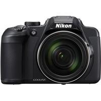 Câmera Nikon Coolpix B700 20.2Mp Zoom 60X Preto