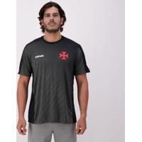 Camisa Vasco Mesh Masculino - Masculino