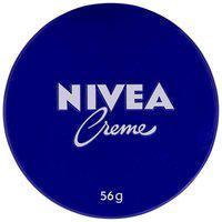 Creme Hidratante Nivea Com 56G 56G