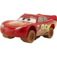 Carrinho - Crazy 8 Crashers - Turbo Drift - Disney - Pixar - Cars 3 - Lightning Mcqueen - Mattel - Masculino