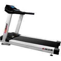 Esteira Elétrica Kikos Kx5000I - 110V - Preto/Cinza