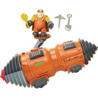Carrinho Escavadeira Disney Pixar Os Incríveis Sunny - Unissex-Incolor