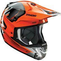Capacete Para Motocross Thor Verge Vort - Unissex