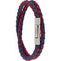 Tod'S My Colours Woven Bracelet - Azul