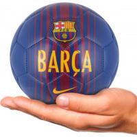 ... Minibola De Futebol De Campo Barcelona Nike Skills - Azul Esc Vinho 3e46160e19d4b